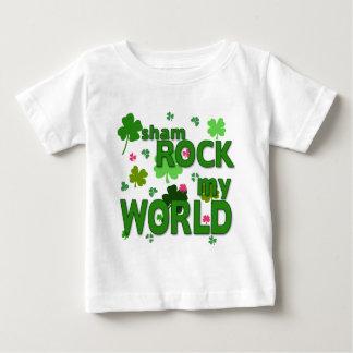 Sham Rock My World with Shamrocks T-shirt