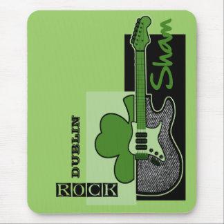 Sham Rock. St. Patrick's Day Customizable Mousepad