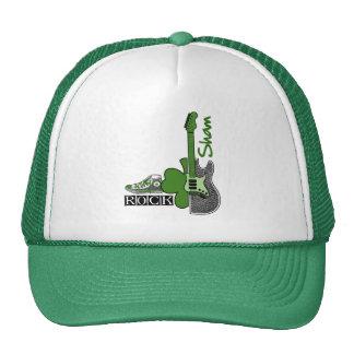 Sham Rock. St. Patrick's Day Hat Hat