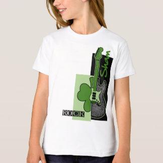 Sham Rock. St. Patrick's Day Kids T-Shirt