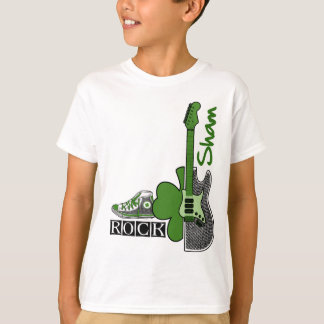Sham Rock. St. Patrick's Day T-Shirts
