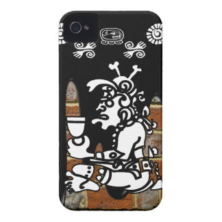 SHAMAN BRICK BACKGROUND PRODUCTS iPhone 4 Case-Mate CASES