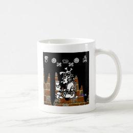 SHAMAN BRICK BACKGROUND PRODUCTS COFFEE MUG