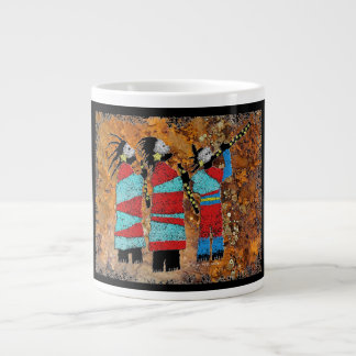 Shaman Chant Giant Coffee Mug