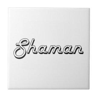 Shaman Classic Job Design Small Square Tile