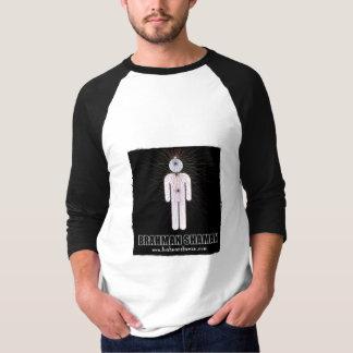 SHAMAN del BRAHMAN - camisa 3/4 de Chakra