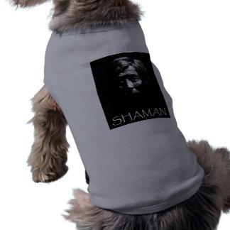 Shaman dog shirt