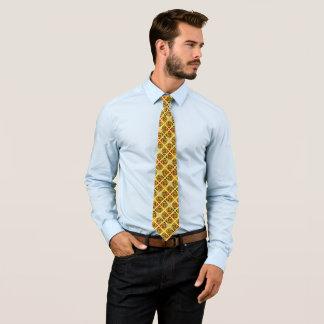 Shaman Eagle Spirit Silk Foulard Neck Tie