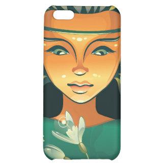 Shaman-Girl iPhone 5C Cases