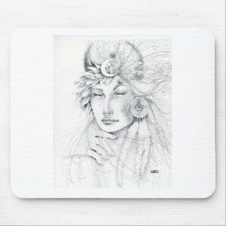 shaman mouse pad
