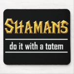 Shaman Mousepad