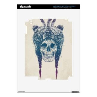 Shaman muerto iPad 3 skin