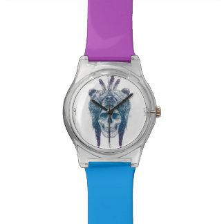 Shaman muerto reloj