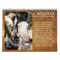 Shaman of the South Steens 2022 Calendar