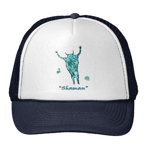 Shaman Petroglyphs Trucker Hat