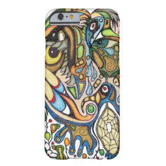 Shaman Spirit (Dream of the Thunderbird) iPhone 6 Case