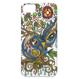 Shaman Spirit (The weeping Tree) iPhone SE/5/5s Case