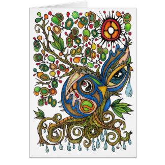 Shaman Spirit: The Weeping Tree Spirit (SOUTH) Card