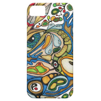 Shaman Spirit (Way of the Feather) iPhone SE/5/5s Case