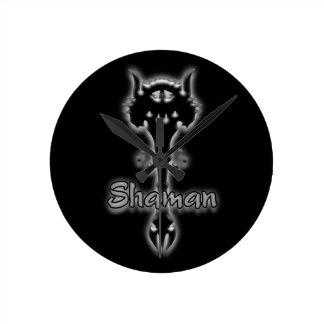 shaman stave clock