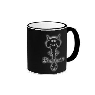 Shaman stave coffee mug
