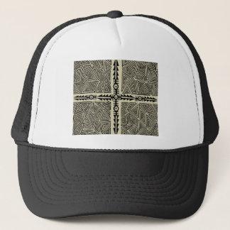 Shaman VooDoo Map Trucker Hat