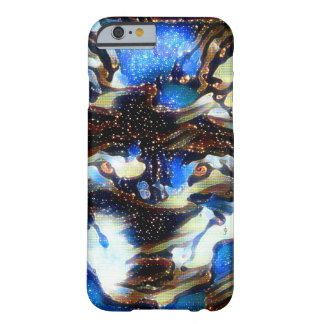 Shaman Wolf Spirit Nature Art iPhone 6/6s Case