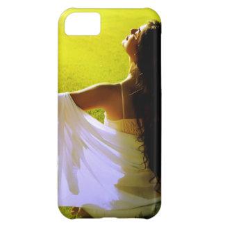 Shaman woman iPhone 5C covers