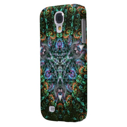 Shamanic DMT Visions Samsung Galaxy 4 Case