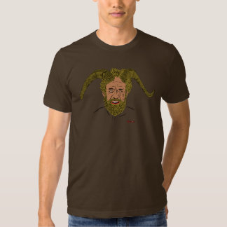 Shamanic Krampus T-Shirt