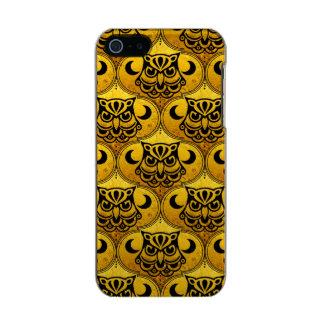 Shamanic Night Owl Mosaic Pattern + your idea Incipio Feather® Shine iPhone 5 Case