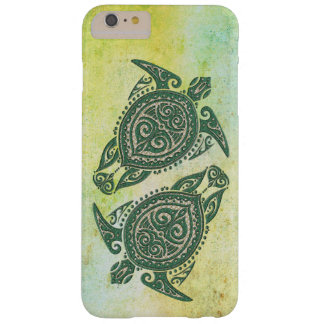 Shamanic Sea Turtle Symbol + your ideas Barely There iPhone 6 Plus Case