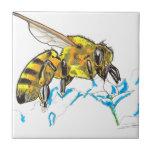 Shamanic Spirit of Bee Tiles