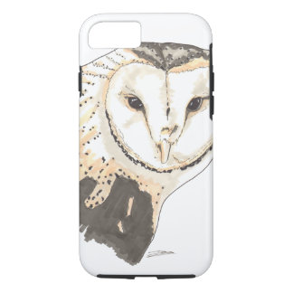 Shamanic Spirit of Owl iPhone 8/7 Case