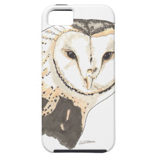 Shamanic Spirit of Owl iPhone SE/5/5s Case