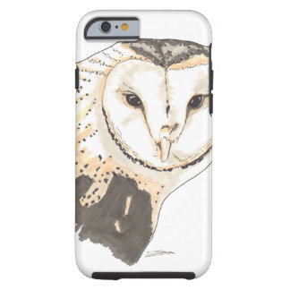 Shamanic Spirit of Owl Tough iPhone 6 Case