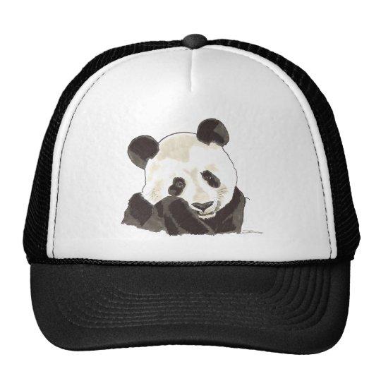 Shamanic Spirit of Panda Trucker Hat