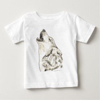 Shamanic Spirit of Wolf T-shirt