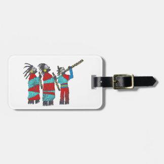 Shamans Chant Luggage Tag