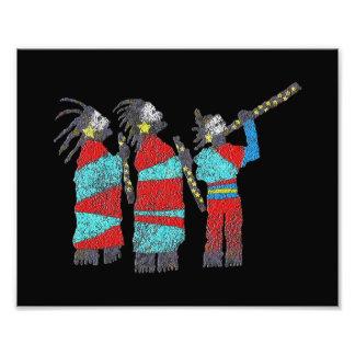 Shamans Chant Photo Print