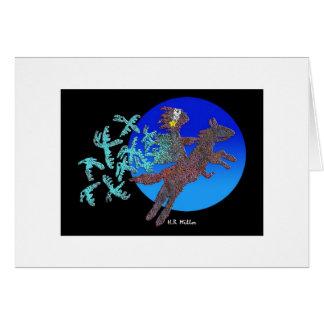Shamans Quest Card