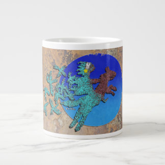 Shamans Quest Giant Coffee Mug