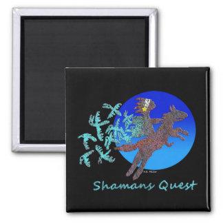 Shamans Quest Magnet