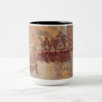 Shamans Quest Two-Tone Coffee Mug