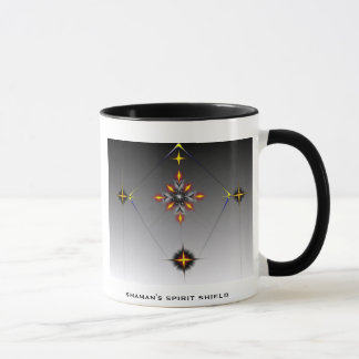 Shaman's Spirit Shield Mug