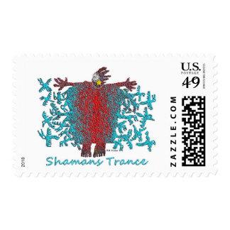 Shamans Trance Stamp