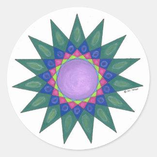 Shambala Sticker