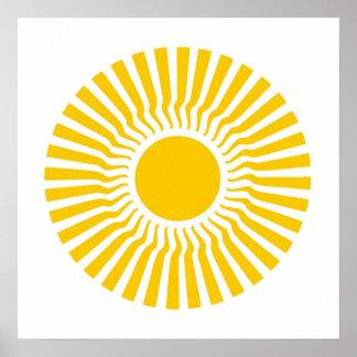 Shambhala gran Sun del este Póster