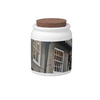 Shambles Street of York Candy Jar