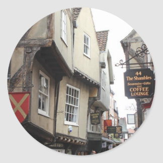 Shambles, York Sticker